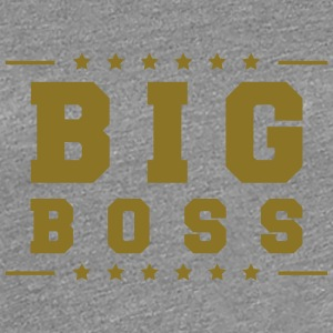 Big Boss T-Shirts - Frauen Premium T-Shirt