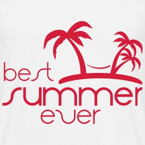 best summer ever T-Shirts - Men's T-Shirt