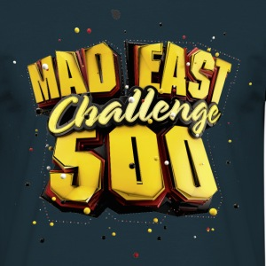 MAD EAST 500 Visual T-Shirt 2013 (navy) - Männer T-Shirt