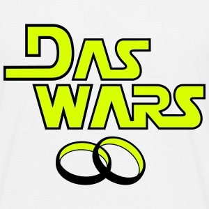 das wars T-shirts - Herre-T-shirt