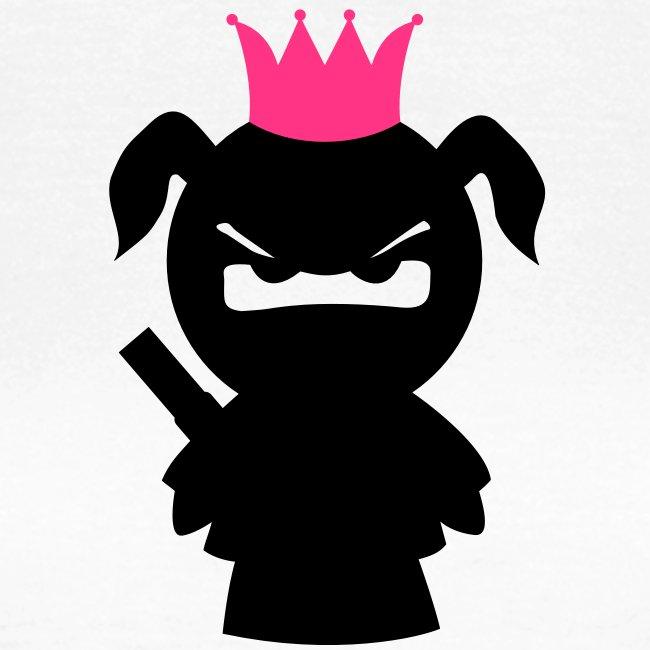 Ninjaprinzessin mit Schwert