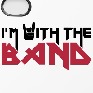 I'm with the Band Handy & Tablet Hüllen - iPhone 4/4s Hard Case