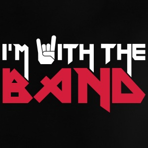 I'm with the Band Shirts - Baby T-Shirt