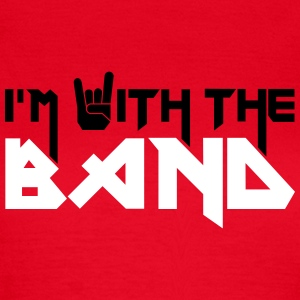 I'm with the Band Tee shirts - T-shirt Femme