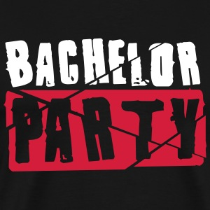 Bachelor Party T-Shirts - Männer Premium T-Shirt