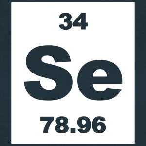 Selenium (Se) (element 34) - Women's T-Shirt