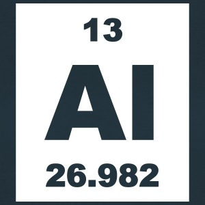 Aluminium (Al) (element 13) - Women's T-Shirt