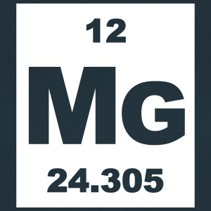 Element 12 - mg (magnesium) - Short-inv T-Shirts - Frauen T-Shirt