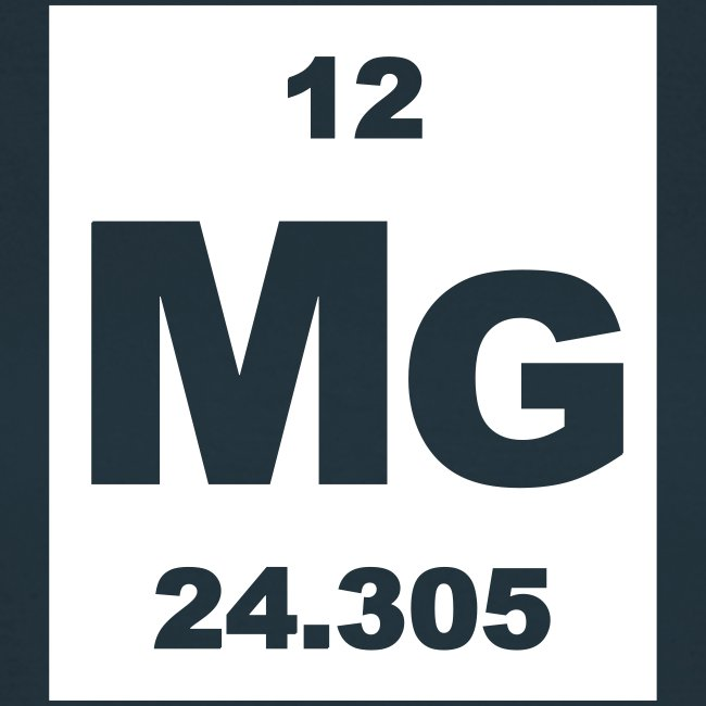 Periodic table words magnesium mg element 12 short invert magnesium mg element 12 short invert shirt urtaz Images