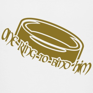 One ring to bind him (a, 2c) Shirts - Teenage Premium T-Shirt