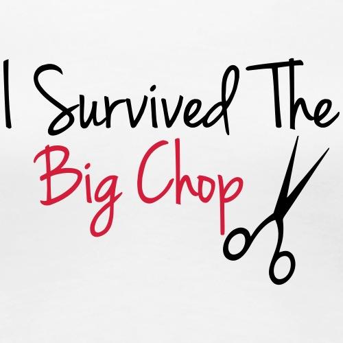 I Survived The Big Chop