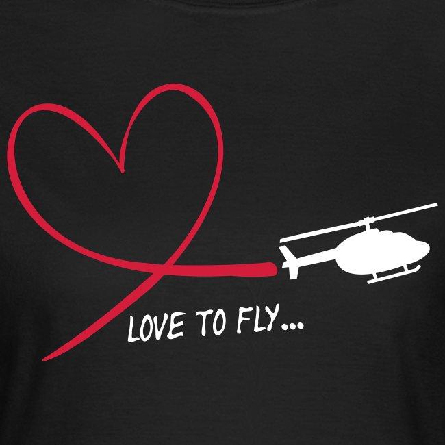 love to fly jet ranger