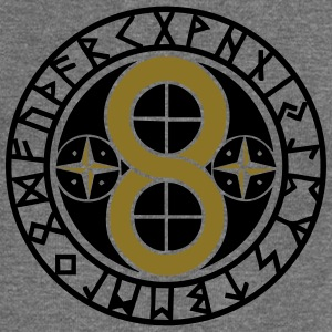 Hex Sign Creation & Materialization, Runes Sweat-shirts - Pull Femme col bateau de Bella