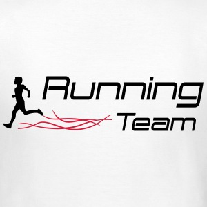 running team T-Shirts - Frauen T-Shirt