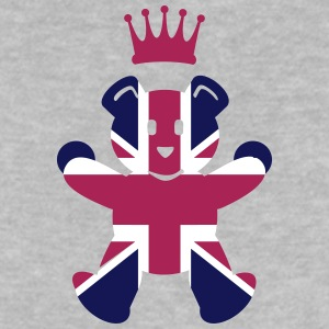 UK teddy princess (3c) Shirts - Baby T-Shirt