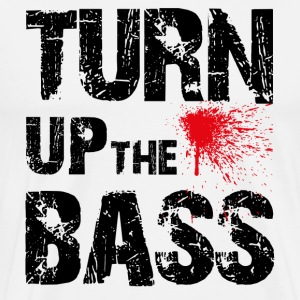 Turn Up The Bass T-Shirts - Männer Premium T-Shirt