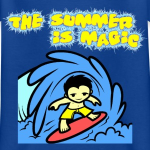 surfer Shirts - Kids' T-Shirt