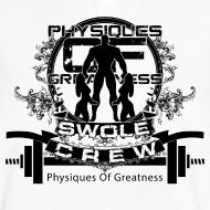 Design ~ Swole Crew v1 Vneck