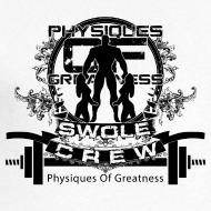 Design ~ Swole Crew v2 Vneck