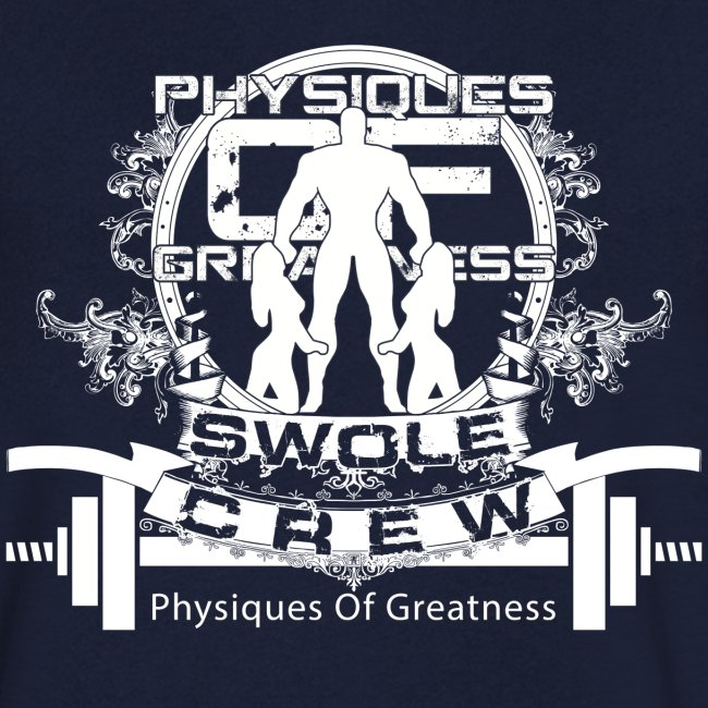 Swole Crew v1 Vneck