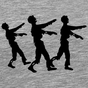 Zombies T-Shirts - Men's Premium T-Shirt