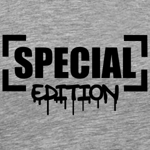 Special Edition Tee shirts - T-shirt Premium Homme