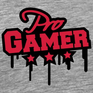 Pro Gamer Graffiti T-Shirts - Men's Premium T-Shirt