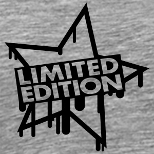 Limited Edition Star T-shirts - Herre premium T-shirt
