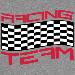 Racing Team T-Shirts - Frauen Premium T-Shirt
