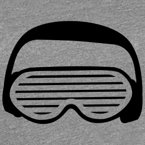 Funky Glasses DJ T-Shirts - Frauen Premium T-Shirt