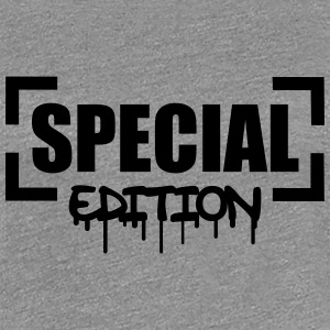 Special Edition Tee shirts - T-shirt Premium Femme
