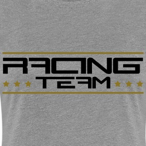 Racing Team T-skjorter - Premium T-skjorte for kvinner