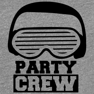 Party Crew Design Tee shirts - T-shirt Premium Femme