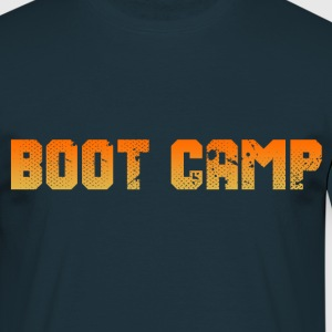 Boot Camp T-shirt  - T-skjorte for menn