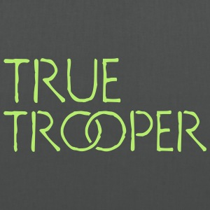 true trooper (1c) Bags & backpacks - Tote Bag
