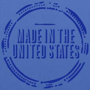 Made in the United States (stamp, 1c) Bags & backpacks - Tote Bag