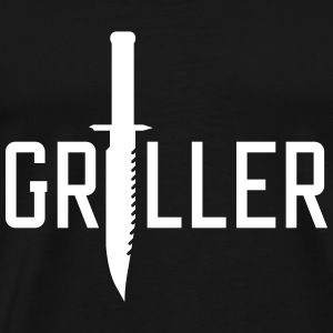 Griller Tee shirts - T-shirt Premium Homme