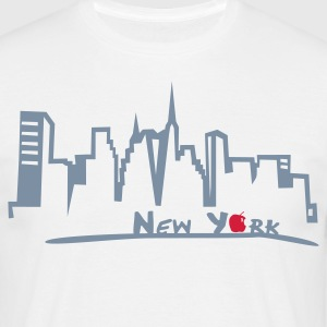 New York T-skjorter - T-skjorte for menn