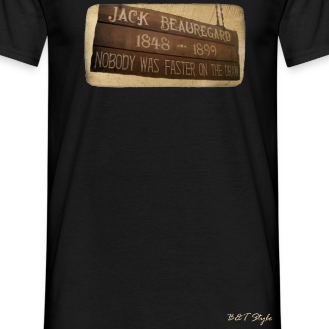Jack Beauregard - Bud & Terence Style Collection