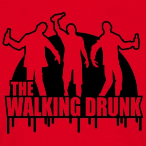 The Walking Drunk Tee shirts - T-shirt Homme