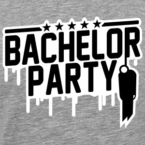 Bachelor Party Hang T-shirts - Mannen Premium T-shirt
