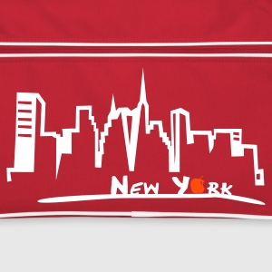 New York City Tasker - Retro taske