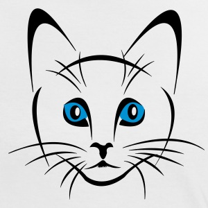 amazed cat - Women's Ringer T-Shirt