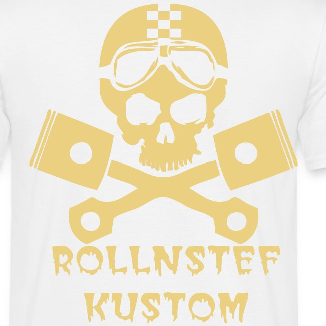 ROLLNSTEF  KUSTOM SHIRT
