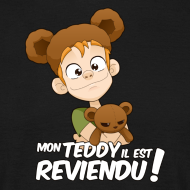 Motif ~ Mon Teddy !
