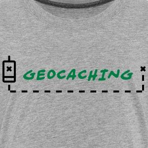 GeoCaching Skjorter - Premium T-skjorte for barn