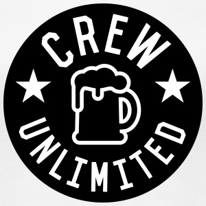 Crew unlimited Tee shirts - T-shirt Premium Femme