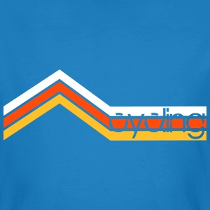 Retro Cycling T-Shirts - Männer Bio-T-Shirt