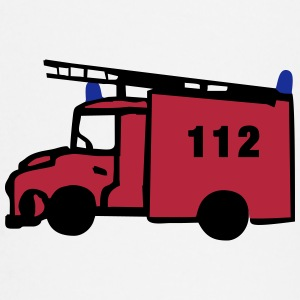 fire engine 112 Kids & Babies - Baby Long Sleeve T-Shirt