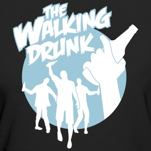 The Walking Drunk Tee shirts - T-shirt Bio Femme